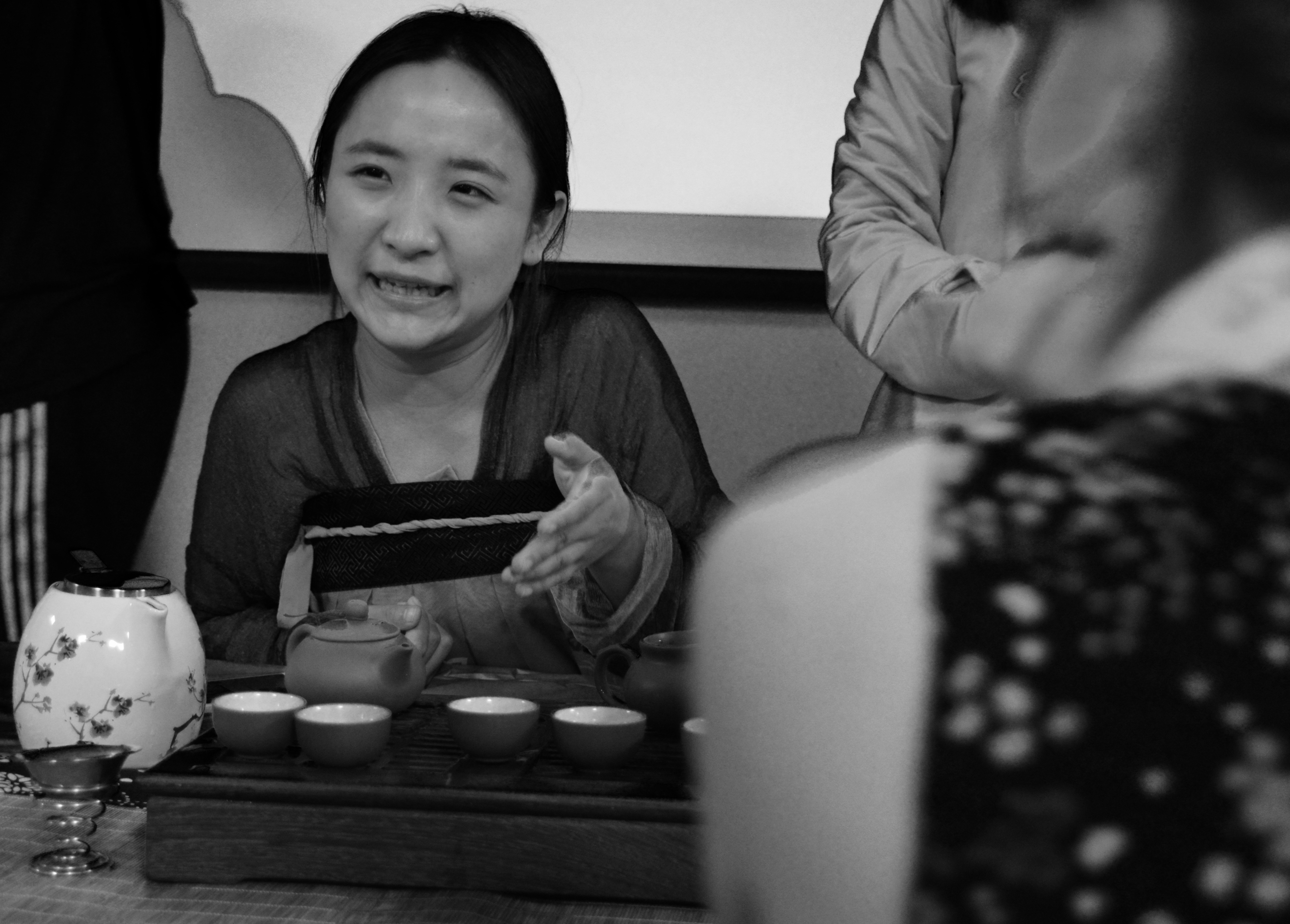 Chinese Tea Ceremony Demonstration
