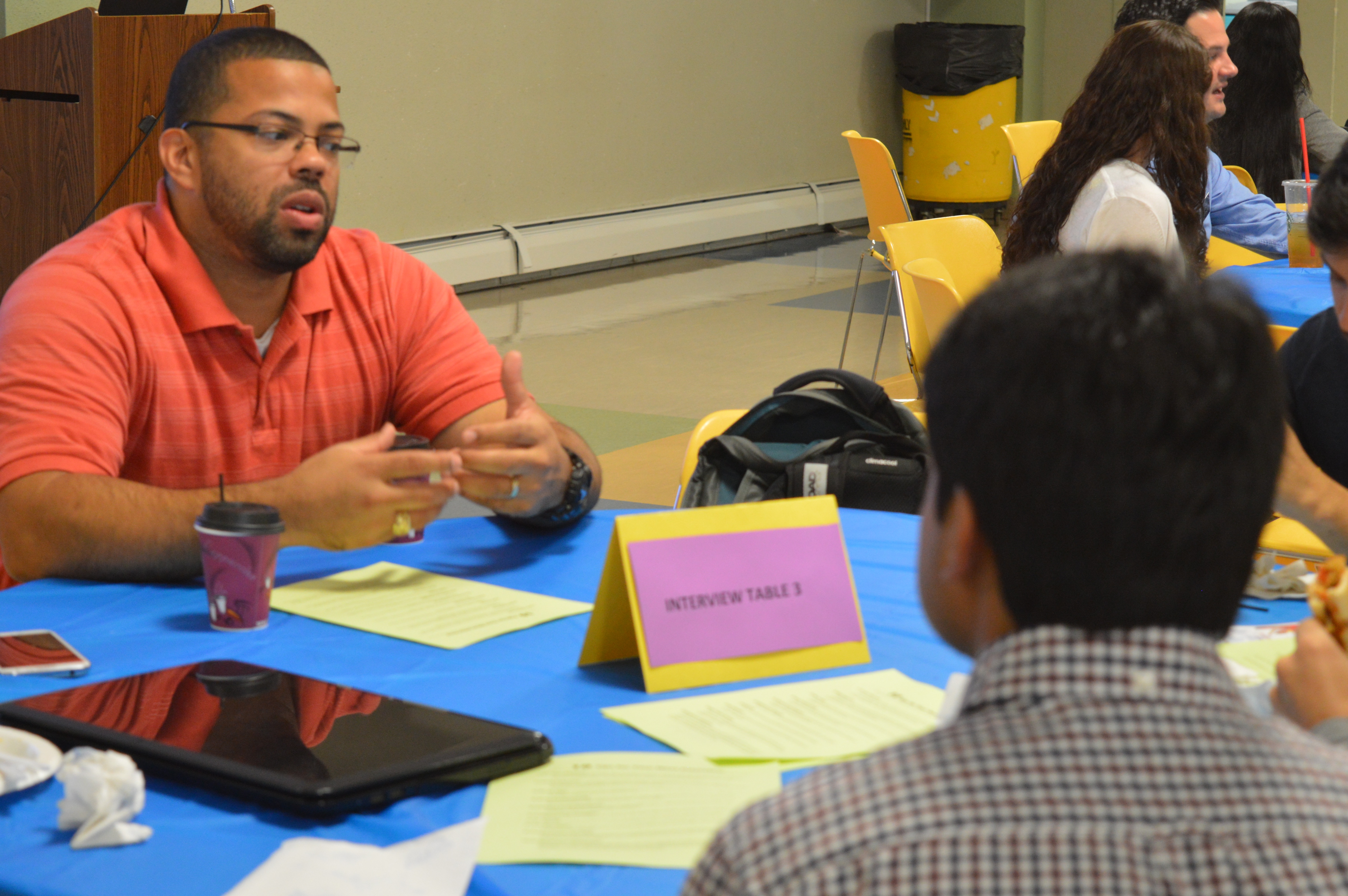 Coffee Hour event with Center for Career Development , Sponsored by the International Center